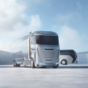 Commercial vehicles and coach