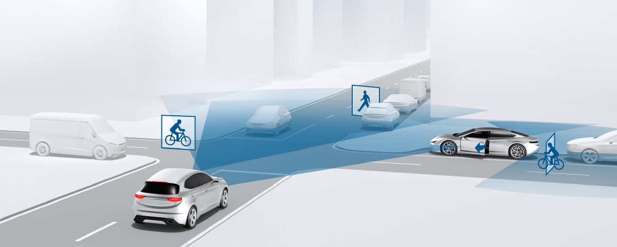 Driver assistance systems keep their eyes open