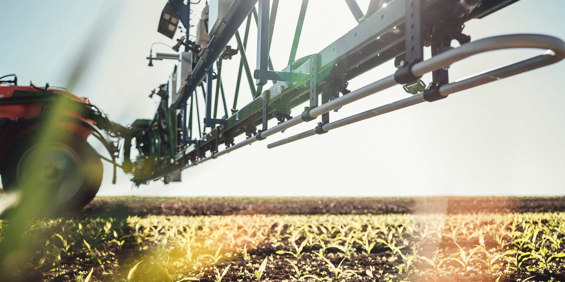 Healthy soil, increased yields: Bosch smart spraying