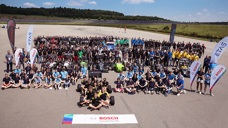 Bosch supports the next generation
