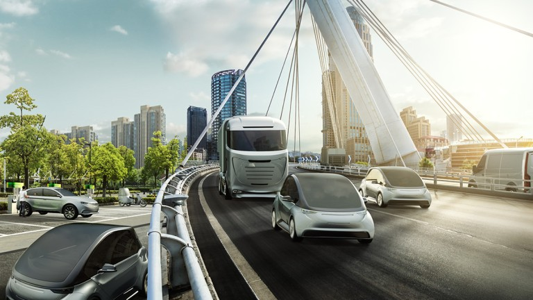 Electrifying: Bosch energizes commercial vehicles