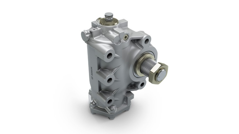 RB-Servocom® – the power steering for commercial vehicles