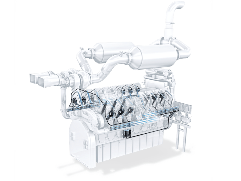 Product overview Unit-pump-system and unit-injector-system
