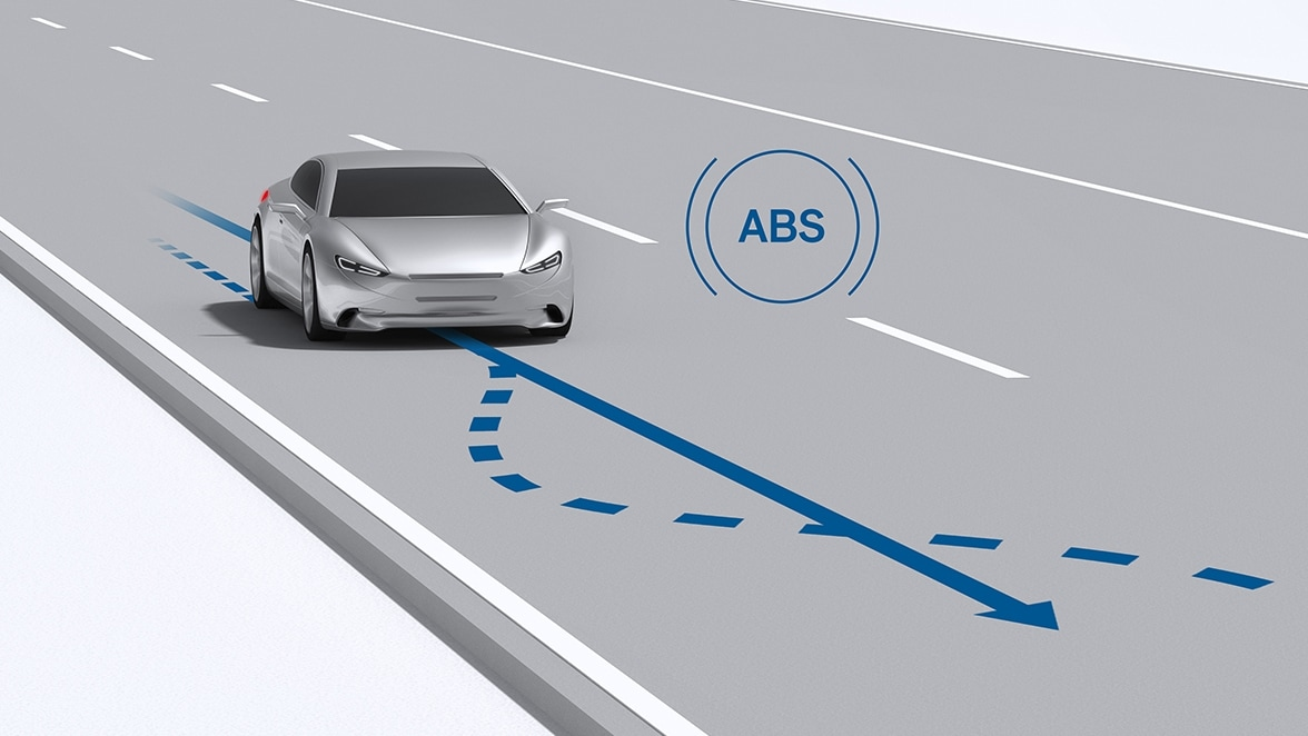 antilock braking system (abs)  bosch mobility solutions