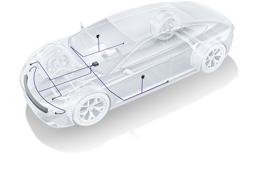 Occupant protection system components