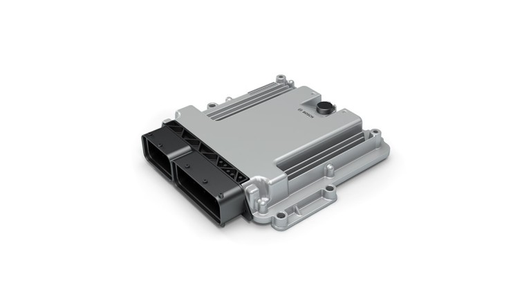 Motronic control unit for CNG systems