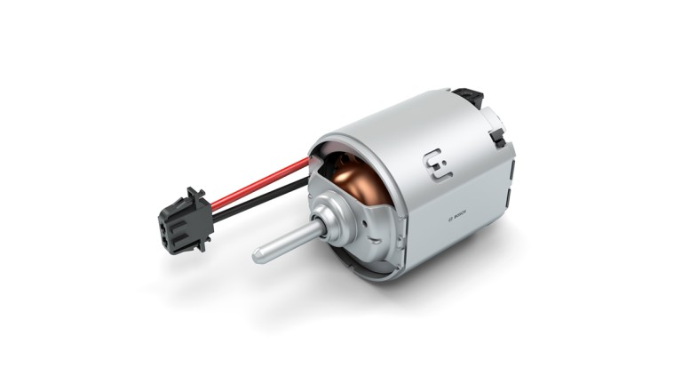 GBM air conditioning blower motor