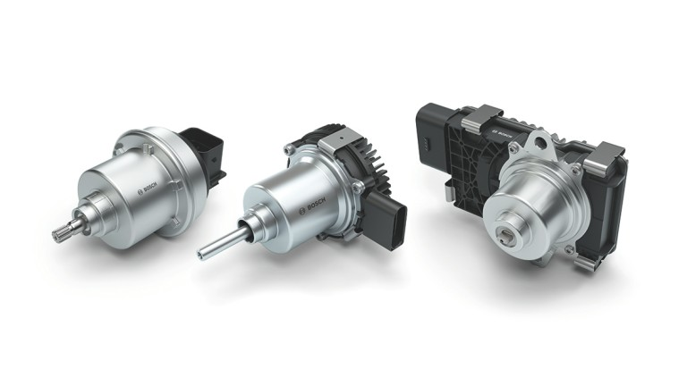 Actuator for powertrain applications
